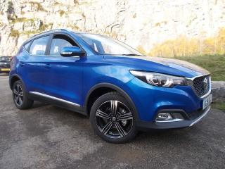 MG ZS 1.5 VTi TECH Exclusive s/s 5dr 7 year warranty/ High spec 2019, 900 miles, £14495