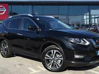 2019 Nissan X Trail 1.7 dCi N Connecta 5dr Diesel Station Wagon Station Wagon Di