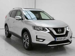 2019 Nissan X Trail 1.7dCi 150ps N Connecta 5 Seat Diesel silver Manual