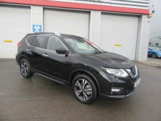 Nissan X Trail 1.7 dCi N Connecta 5dr [7 Seat] Station Wagon 2019, 50 miles, £21980