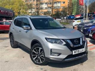 Nissan X Trail TEKNA Estate 2019, 100 miles, £33000