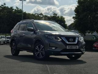 Nissan X Trail 1.7 dCi N Connecta s/s 5dr New Year Sale Now On! 2019, 3793 miles, £21700