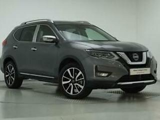 2019 Nissan X Trail 5Dr SW 1.7dCi 150ps Tekna 7 Seat Diesel Manual