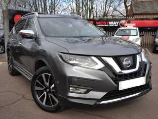 Nissan X Trail Crossover 2019, 10 miles, £31000