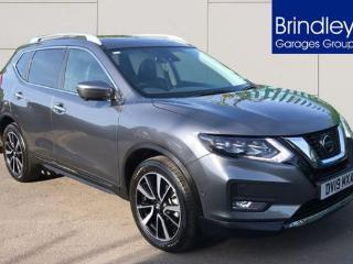 2019 NISSAN X TRAIL 1.7 dCi Tekna 5dr 4WD [7 Seat] 4x4/Crossover