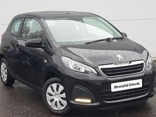 Apr 2019 Peugeot 108 1.0 72 Access 3dr