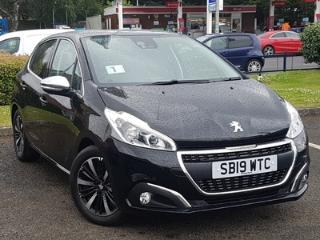 May 2019 Peugeot 208 1.5 BlueHDi Tech Edition 5dr [5 Speed]