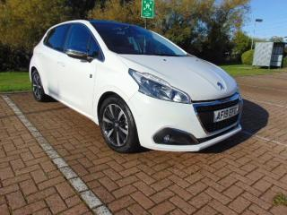 Peugeot 208 1.2 PureTech 82 Tech Edition 5dr [Start Stop] Hatchback 2019, 7000 miles, £10850