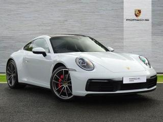 Porsche 911 992 C4S COUPE PDK SPORTS EXHAUST/SUNROOF/CAMERA 2019, 3227 miles, £107990