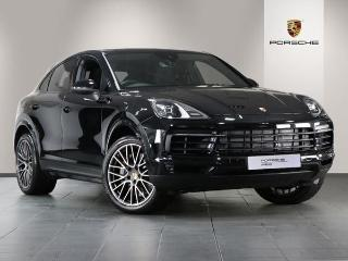 Porsche Cayenne S Coupe 5dr Tiptronic S [5 Seat] SUV 2019, 736 miles, £73990