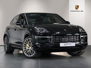 Porsche Cayenne Cayenne Turbo S E Hybrid Coupe 5dr PDK Coupe 2019, 10 miles, £118990