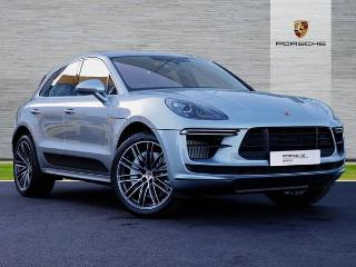 Porsche Macan Turbo 5dr PDK SUV 2019, 1000 miles, £70890