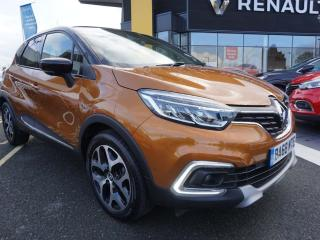 Renault Captur 0.9 TCe GT Line SUV 5dr Petrol s/s 90 ps *REAR PARKING CAMERA* 2019, 7838 miles, £12349