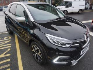 Renault Captur 0.9 TCe GT Line SUV 5dr Petrol s/s 90 ps *PARKING CAMERA & SENSORS* 2019, 3514 miles, £13799