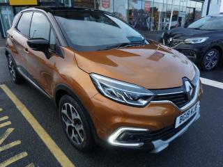 Renault Captur 0.9 TCe GT Line s/s 5dr *HEATED LEATHER SEATS* 2019, 4822 miles, £13695