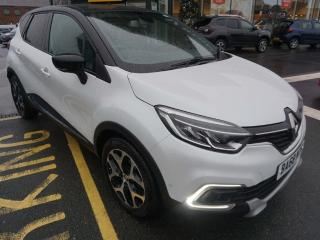Renault Captur 0.9 TCe GT Line SUV 5dr Petrol s/s 90 ps *HEATED LEATHER SEATS* 2019, 9147 miles, £12495