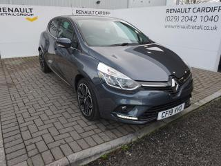 Renault Clio 0.9 TCe Iconic Hatchback 5dr Petrol s/s 90 ps £400 PCP FINANCE CONTRIBUTION 2019, 3720 miles, £9960