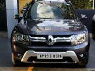 2019 Renault Duster 110 PS RXZ 4X2 MT 8,600 kms driven in Mathikere