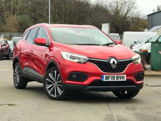 Renault Kadjar 1.3 TCe Iconic SUV 5dr Petrol s/s 140 ps £1000 PCP Deposit Contribution 2019, 20020 miles, £15000