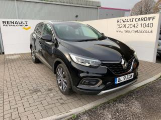 Renault Kadjar 1.5 Blue dCi S Edition SUV 5dr Diesel s/s 115 ps £1000 PCP FINANCE CONTRIBUTION 2019, 15266 miles, £17600