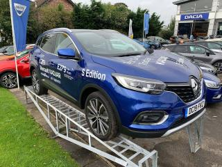 Renault Kadjar S Edition Blue dCi 115 MY19 Ready For Delivery Now! 2019, 8 miles, £18995