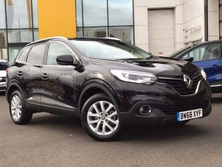 Renault Kadjar 1.3 TCe Dynamique Nav SUV 5dr Petrol s/s 140 ps Great spec, fantastic value! 2019, 5581 miles, £13500