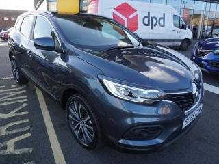 Renault Kadjar 1.3 TCe Iconic s/s 5dr *PARKING CAMERA & SENSORS* 2019, 1555 miles, £16799