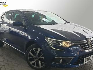 Renault Megane 1.3 TCe Iconic Hatchback 5dr Petrol s/s 140 ps Spare wheel included 2019, 7249 miles, £13190