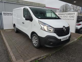 Renault Trafic 2019, 17 miles, £15588