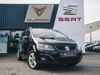 Seat Alhambra Diesel 2.0 TDI Xcellence EZ 177 5dr DSG People Carrier 2019, 3155 miles, £28990