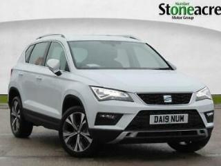 2019 SEAT Ateca 1.6 TDI SE Technology SUV 5dr Diesel Manual s/s