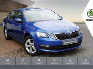 Mar 2019 Skoda Octavia Hatchback 1.6 TDI SE Technology SCR 115ps