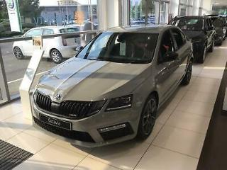 2019 Skoda Octavia Octavia Hatch vRS 2.0 TSI 245ps 6Sp Manual Petrol grey Manual