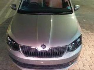 2019 Skoda Rapid 1.5 TDI CR Ambition AT 4000 kms driven in Palasia Square