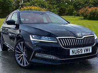 2019 Skoda Superb 2.0 TDI CR 190 Laurin + Klement 5dr DSG Diesel Estate Auto Est
