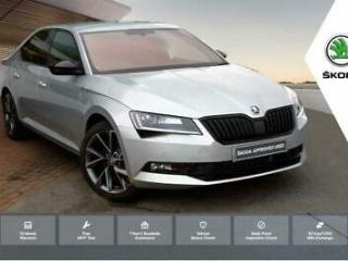2019 Skoda Superb 2.0 TDI SCR 190ps 4X4 SportLine Plus