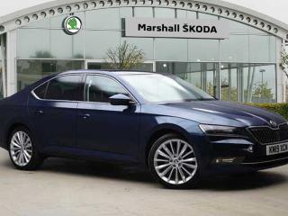 Skoda Superb 1.5 TSI SE L Executive 5dr DSG Hatchback 2019, 11175 miles, £20490