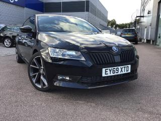 Skoda Superb 2.0 TDI CR 190 Sport Line Plus 4X4 5dr DSG 7 Speed Hatchback 2019, 2049 miles, £29000