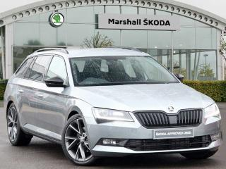 Skoda Superb 2.0 TDI CR Sport Line 5dr DSG [7 Speed] Estate 2019, 3000 miles, £24950