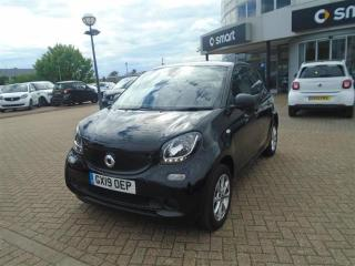 Smart Forfour 0.9 Turbo Passion 5Dr Auto Hatchback 2019, 2500 miles, £9995