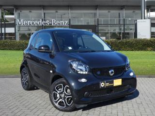 Smart Fortwo Coupe EQ Fortwo Prime Premium Hatchback 2019, 3000 miles, £18450