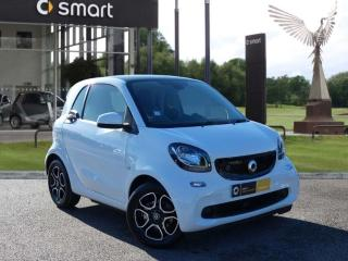 Smart Fortwo Coupe EQ Fortwo Coupe Prime Premium Hatchback 2019, 1000 miles, £18450
