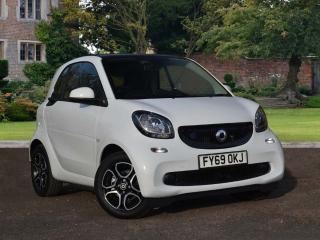 Smart Fortwo Coupe fortwo EQ coupe Coupe 2019, 10 miles, £21900