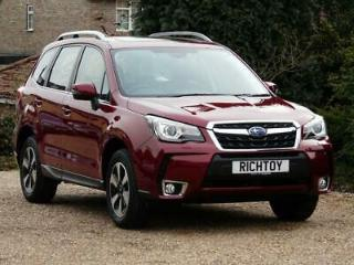 2019 Subaru Forester 2.0 i XE Premium Lineartronic 4x4 5dr 2019 FACELIFT MODE