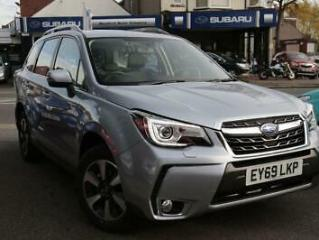 2019 Subaru Forester 2.0 XE Lineartronic 5dr 5 door Estate