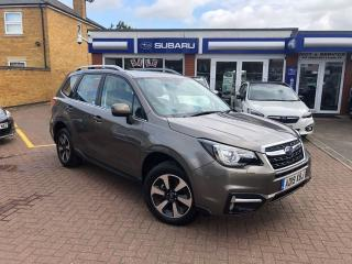 Subaru Forester 2.0 XE Lineartronic 5dr Estate 2019, 10 miles, £27495