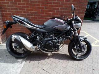 2019 SUZUKI SV650X CAFE BRAND NEW MODEL ONLY 99 DEPOSIT AND 79 PER MONTH