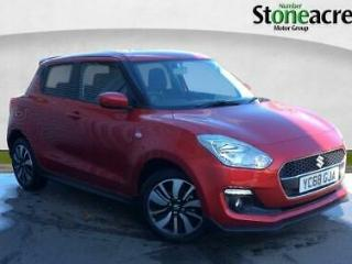2019 Suzuki Swift 1.2 Dualjet Attitude Hatchback 5dr Petrol Manual