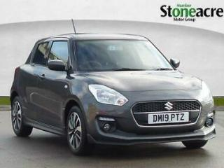 2019 Suzuki Swift 1.2 Dualjet Attitude Hatchback 5dr Petrol Manual s/s 90 ps