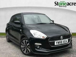 2019 Suzuki Swift 1.2 Dualjet Attitude Hatchback 5dr Petrol s/s 90 ps